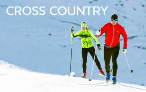 CROSS COUNTRY - SKIING